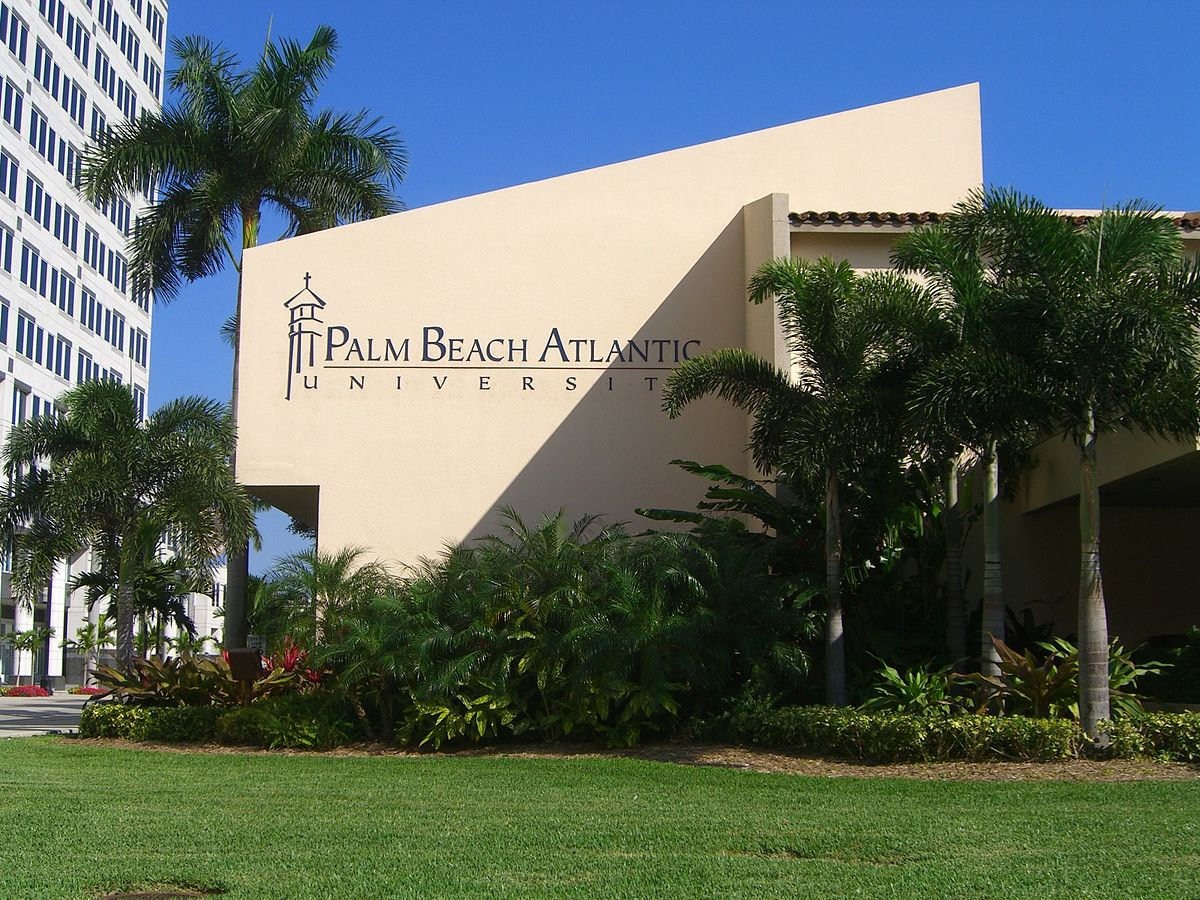 Christopher Graeve Palm Beach Atlantic University